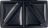 Sencor Ssm4304Rd - Tosti ijzer - Zwart/rood