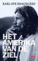 Omslag Het Amerika van de ziel