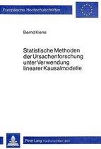Statistische Methoden Der Ursachenforschung Unter Verwendung Linearer Kausalmodelle