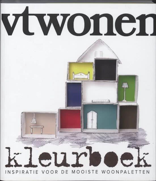 Vt Wonen Kleurboek - vtwonen |