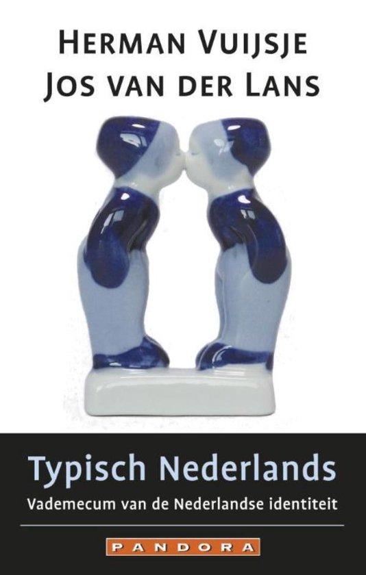 Typisch Nederlands - Herman Vuijsje |
