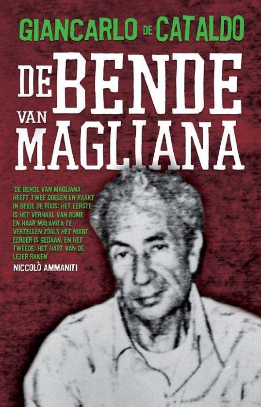 De bende van Magliana - Giancarlo de Cataldo pdf epub