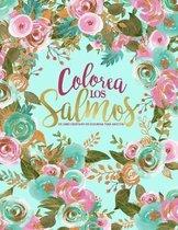 Colorea los Salmos: Un libro cristiano de colorear para adultos