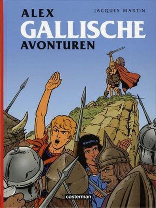 Alex bundel Gallische avonturen - Jacques Martin   Readingchampions.org.uk