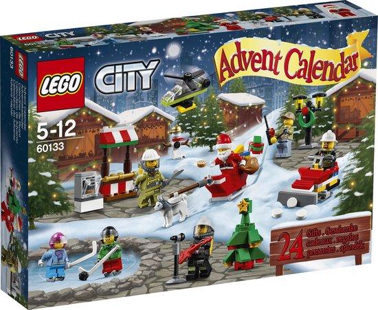 LEGO City Adventskalender 2016 - 60133