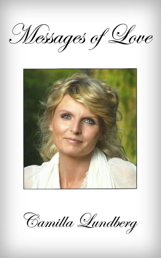 Boek cover Messages of Love van Sarah Pritchard (Onbekend)