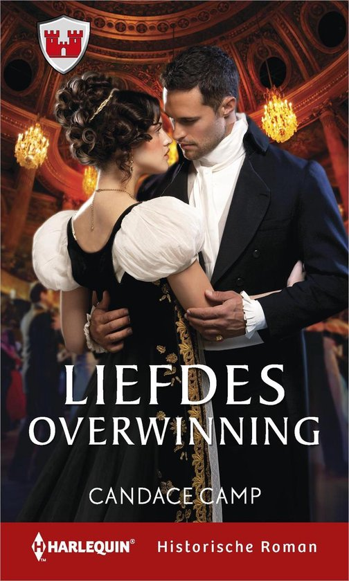 Harlequin- Liefdes overwinning - Candace Camp |