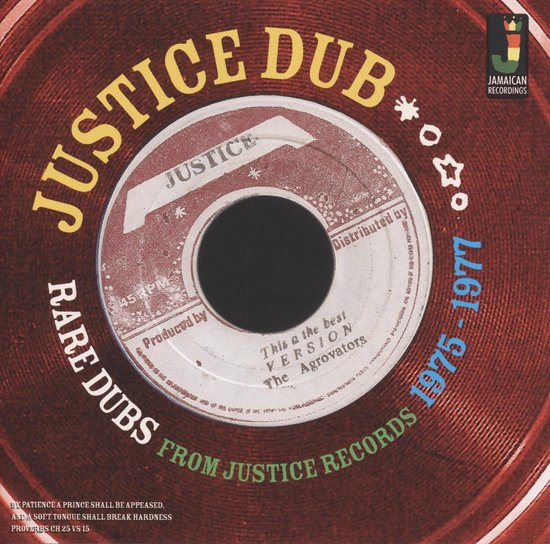 Justice Records 1975-1977