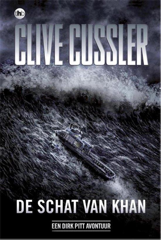 De schat van Khan - Clive Cussler pdf epub