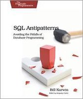 Boek cover SQL Antipatterns van Bill Karwin (Paperback)