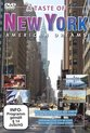 A Taste Of New York-Dvd