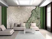Green   Gray Photomural, wallcovering