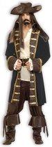Luxe piraten kostuum voor heren M