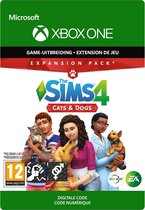 The Sims 4: Cats & Dogs - Add-on - Xbox One