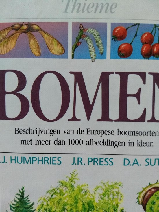 BOMEN - C.J. E.A. Humphries |