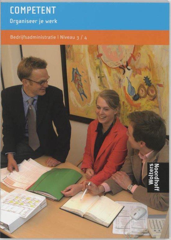 Bedrijfsadministratie 3/4 Competent - none  