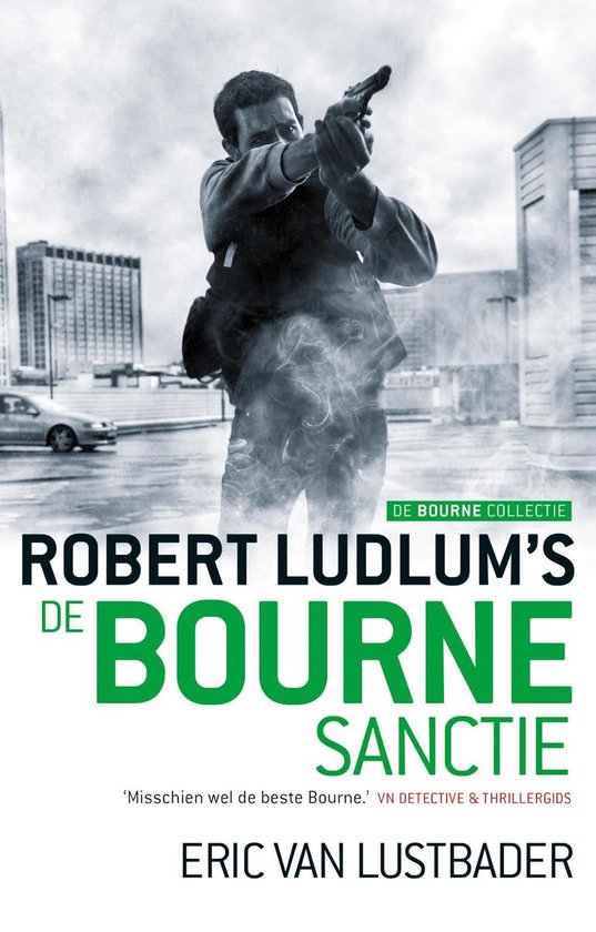 De Bourne collectie / De Bourne sanctie - Robert Ludlum |