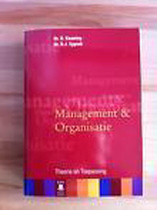 Management en organisatie - Derk-Jan Eppink   Fthsonline.com