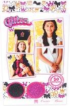 Glitza - Cutie Bow 50 Designs - Glitter Lichaamssieraden