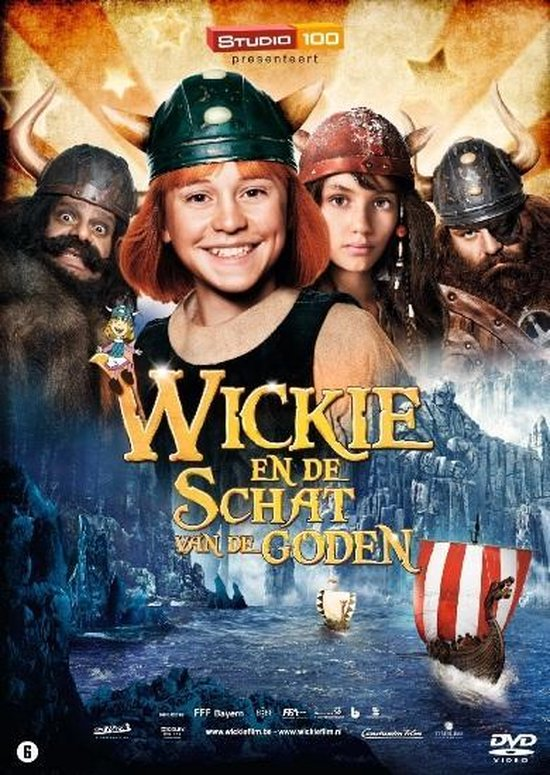 Cover van de film 'Wicky En De Schat Van..'