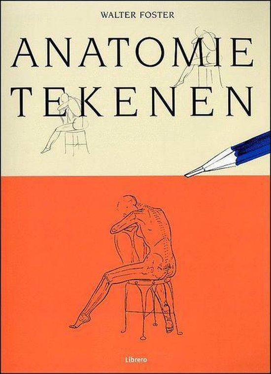 Anatomie tekenen - W. Foster |