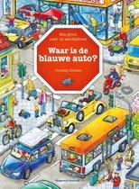 Boek cover Waar is de blauwe auto van Joachim Krause (Hardcover)