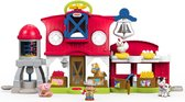 Fisher-Price Little People Dierenverzorgingsboerderij - Speelfigurenset