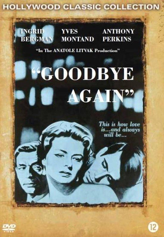 Cover van de film 'Goodbye Again'
