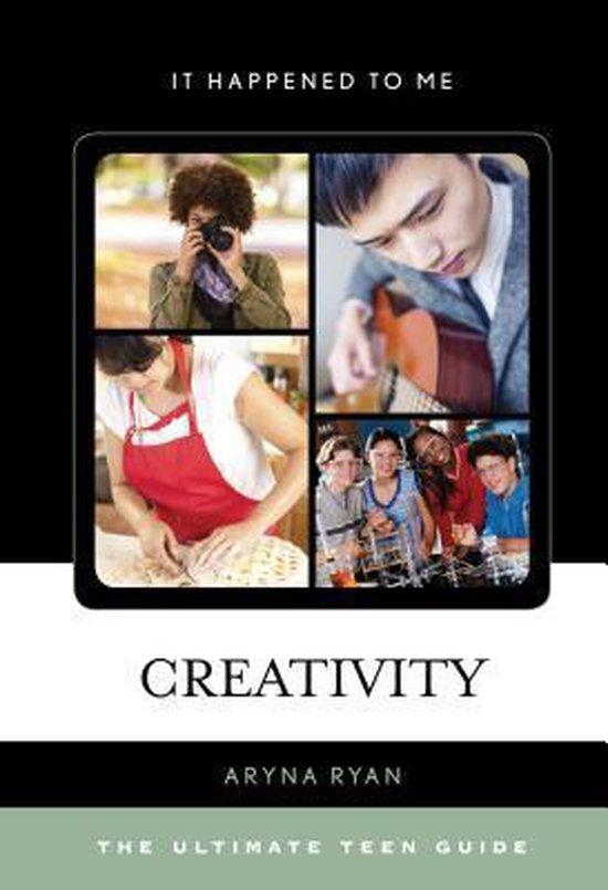 Boek cover Creativity van Aryna Ryan