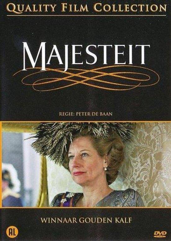 Cover van de film 'Majesteit'