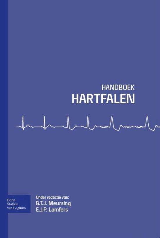 Cover van het boek 'Hartfalen / druk 1' van B.J. Meursing