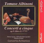 Concerti A Cinque, Opus 9 L