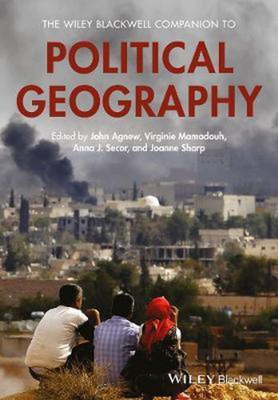 Boek cover The Wiley Blackwell Companion to Political Geography van Agnew, John A. (Paperback)