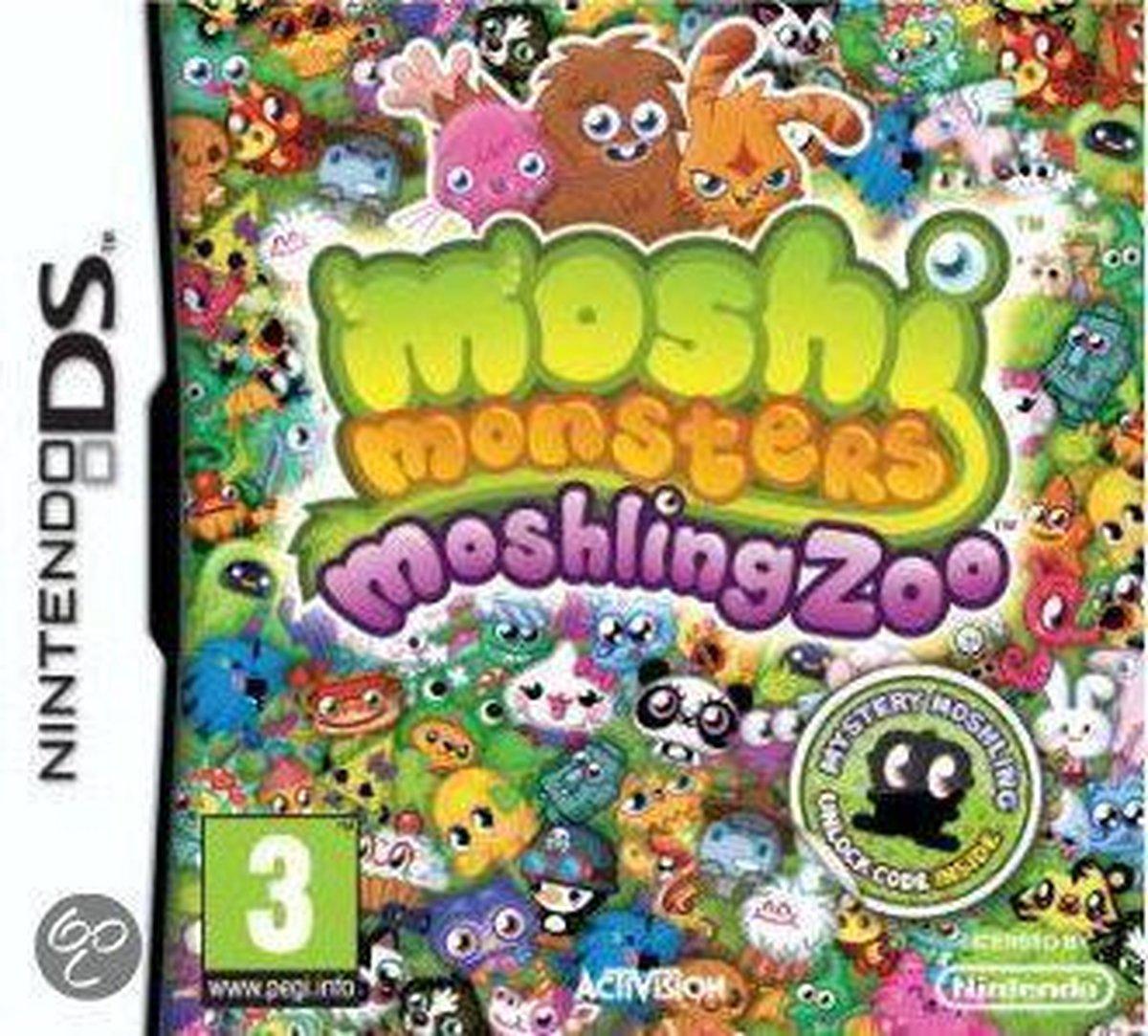 Activision Moshi Monsters: Moshling Zoo - Activision