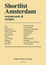 Shortlist Amsterdam – restaurants & recipes (English)