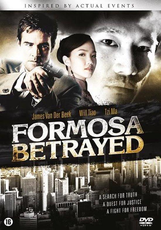 Cover van de film 'Formosa Betrayed'