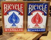 Bicycle Rider back speelkaarten 2-pack
