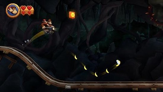 Donkey Kong: Country Returns - Wii - Nintendo