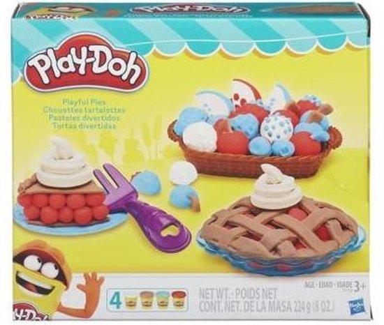 Play-Doh Cakejes en Taartjes - Playful Pies - Klei - Play-Doh