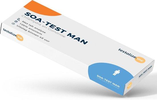 SOA Test Man
