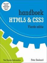 Handboek  -   Handboek HTML5 en CSS3