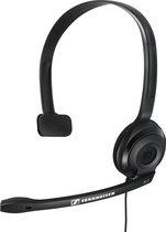 Sennheiser PC 2 - On-ear headset - Zwart