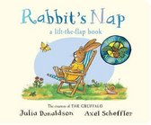 Boek cover Rabbits Nap van Julia Donaldson