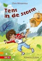 Toneellezen  -   Tent in de storm
