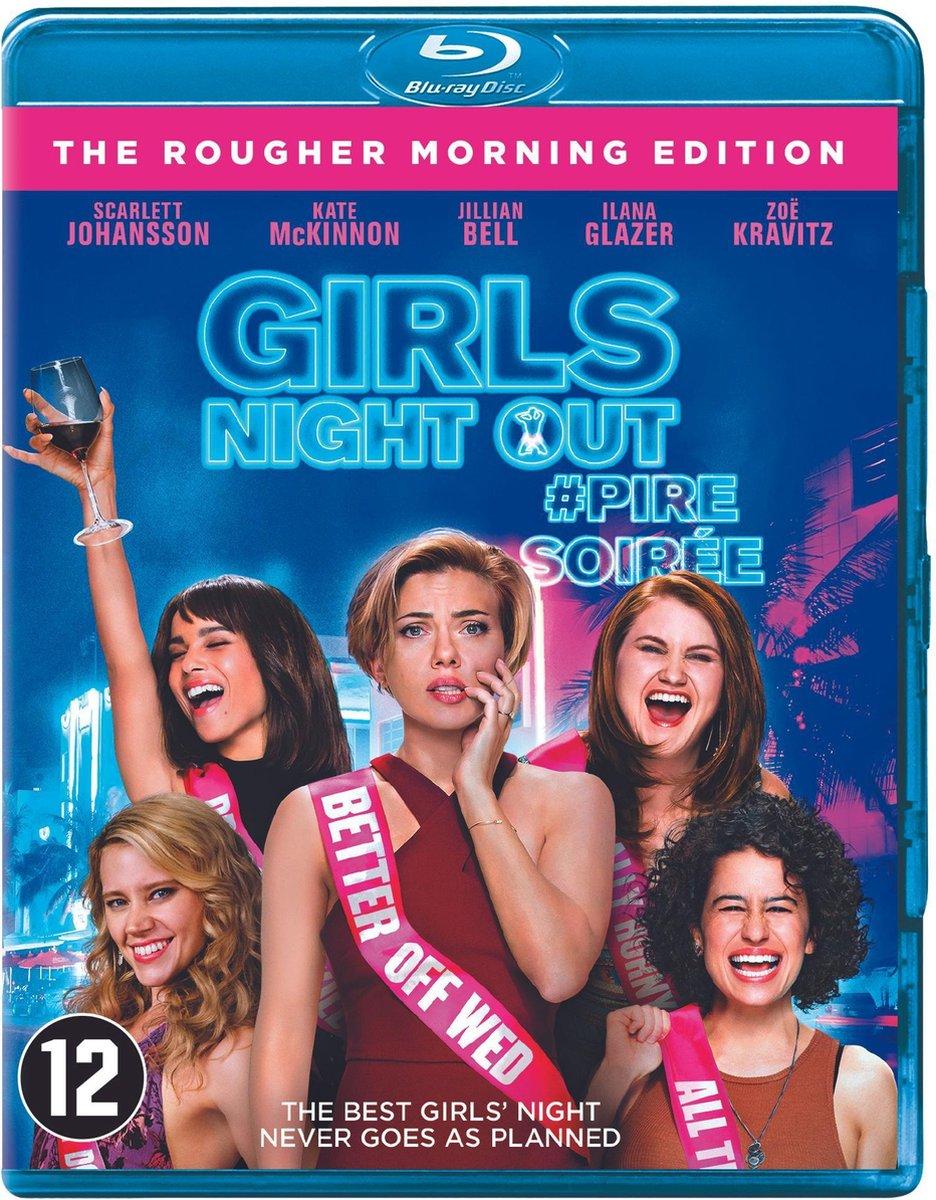 Girls Night Out (Blu-ray) - Film
