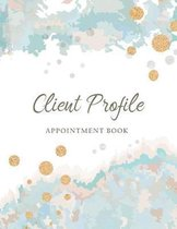 Client Profile Appointment Book