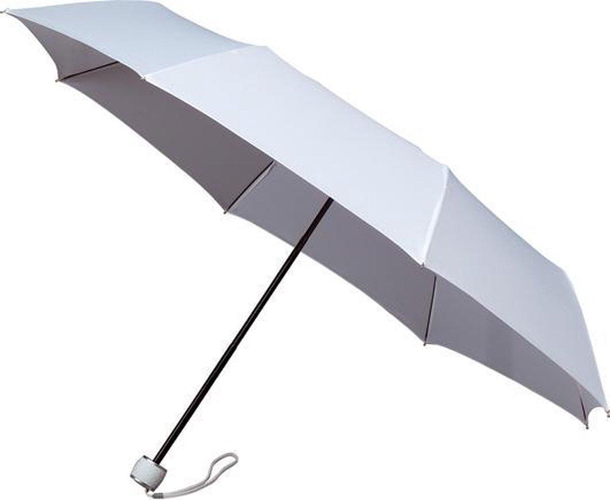 miniMAX Windproof Paraplu - Ø 100 cm - Wit - MiniMax