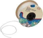 Luchtslang siliconen 4-mm, per / aquarium luchtslang