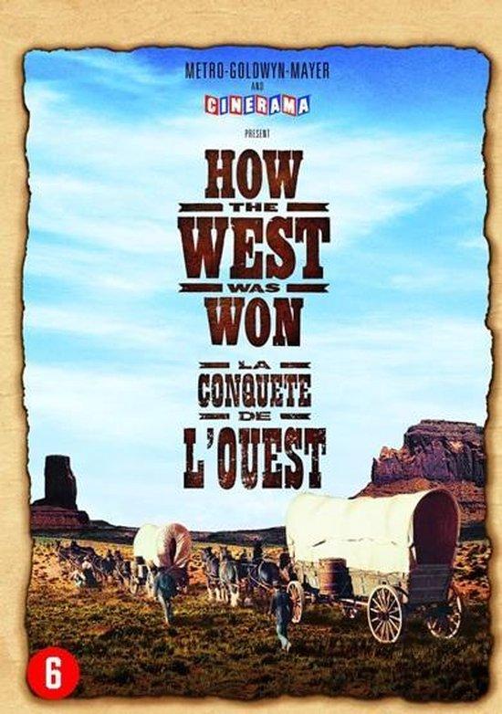 Cover van de film 'How The West Was Won'
