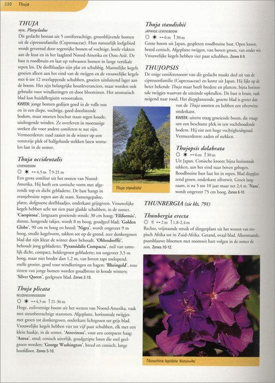 De Tuinplanten Bijbel - nvt